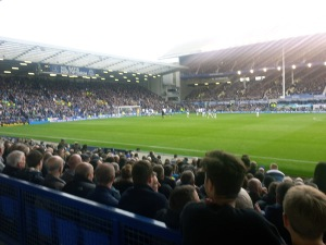 Goodison Park - lítil