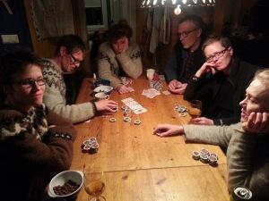 Einifell - júlí - póker 2 - lítil