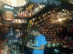 Amsterdam - Whisky bar - 1