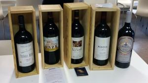 Staki - vínsmökkun