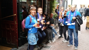 Amsterdam - Cafe Belgique - 1