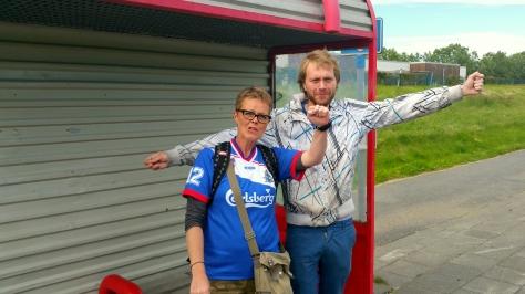 Ísland - Frakkland