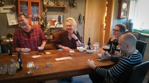 Póker - maí - 5-1